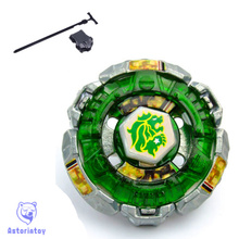 1pcs Beyblade Metal Fusion 4D set FANG LEONE 130WD BB106 kids game toys children Christmas gift with launcher