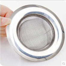 1pc New Useful Stainless Steel Kitchen Toilet Sink Prevent Clogging Sewer Filter Filtro de alcantarillado