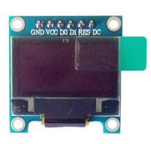 NoEnName_Null 0.96 inch 6PIN SPI Yellow Blue/White/Blue OLED Module SSD1306 Drive IC 128*64(China)