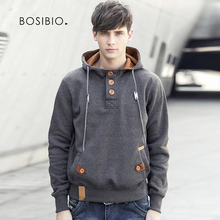 Autumn Fashion hoodies men sweatshirts tracksuit Hip Hop Thicken Warm Hoody Polo male Loose Hooded pullover High Quality 622(China)