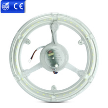 LED Ring Tube Lights 12W 18W 24W SMD 5730 LED Ceiling Lights Retrofit Magnet PCB Board CFL Emergency Replace LED Ring Tube Lamp(China)