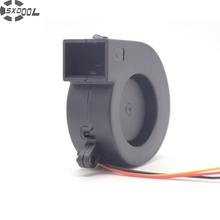 SXDOOL Replace BM6025-04W-B59 12V 0.25A Centrifugal cooling fan turbine blower 3pin