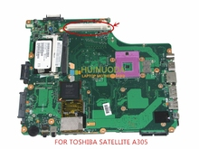 for toshiba satellite a300 A305 laptop motherboard V000126450 gm45 ddr2 with graphics slot