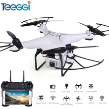 Buy Teeggi SG600 FPV Quadcopter RC Drone 2MP 0.3MP HD Camera Altitude Hold Quadrocopter Helicopter VS Eachine E58 Dron for $28.99 in AliExpress store