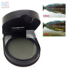 Camera Lenses 37 40.5 46 49 52 55 58 62 67 72 77 82 CPL Lens Filter For Canon Nikon Pentax(China)