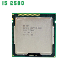 Intel Core i5 2500 3.3GHz 6M 5.0GT/s SR00T CPU Quad-Core Desktop Processor