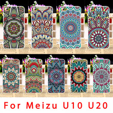 Soft TPU Phone Cases Meizu Meilan U10 U680H U20 Full Sunflower Smartphone Back Cover Housing Skins - 3C Accessories Shops Store store