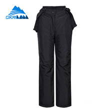 Hot Sale Snow Skiing And Snowboarding Trousers Outdoor Sport Windstopper Breathable Pantalones Winter Kids Ski Pants Overalls