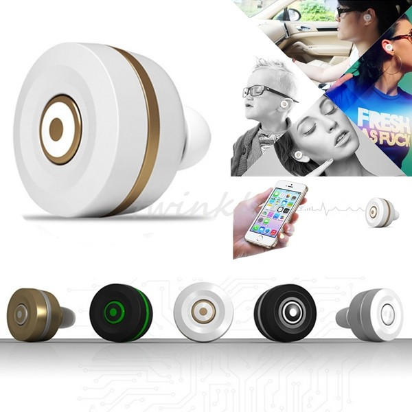 Mini Bluetooth Headset Super Bass Headphones Smallest Earphone Mini Auricular Bluetooth Microfono Bluetooth Stereo Headphones<br><br>Aliexpress