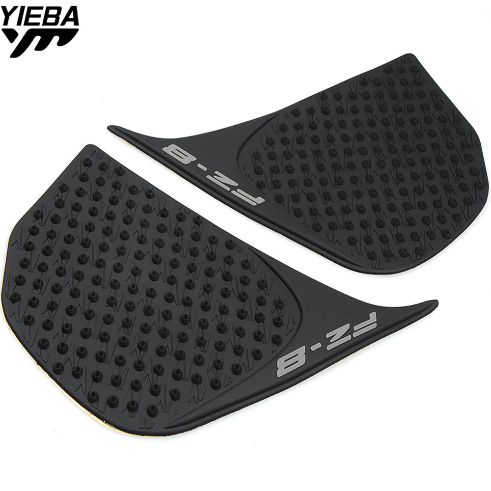 Motorcycle Acccessories Stickers Tank Traction Pad Side Gas Knee Grip Protector for YAMAHA FZ8 FZ-8 FZ 8 2010-2016 2015 2014