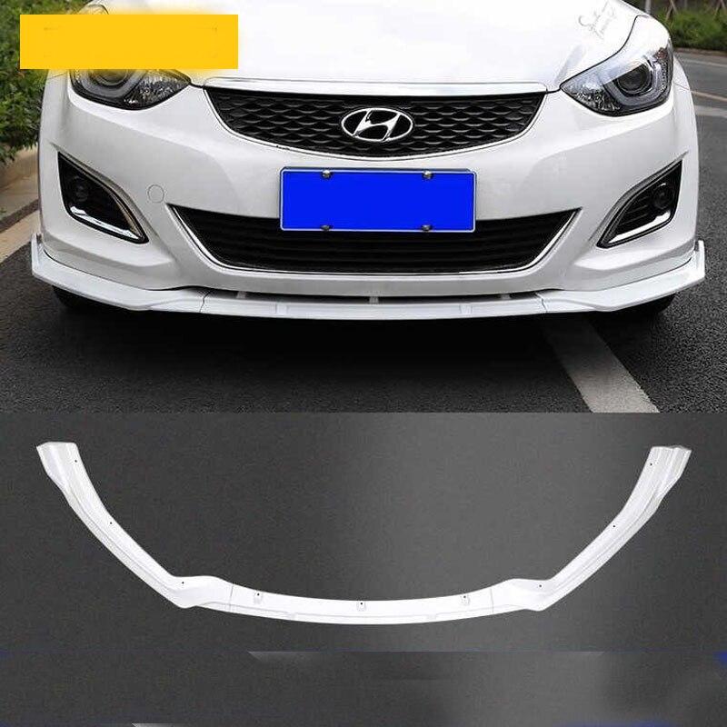 Carbon Rear Bumper Protector Decal Sticker for HYUNDAI 2011-2015 2016 Elantra MD