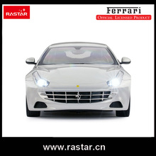 Rastar licensed 1:14 Ferrari FF Cheap price brand new remote control car with light 47400