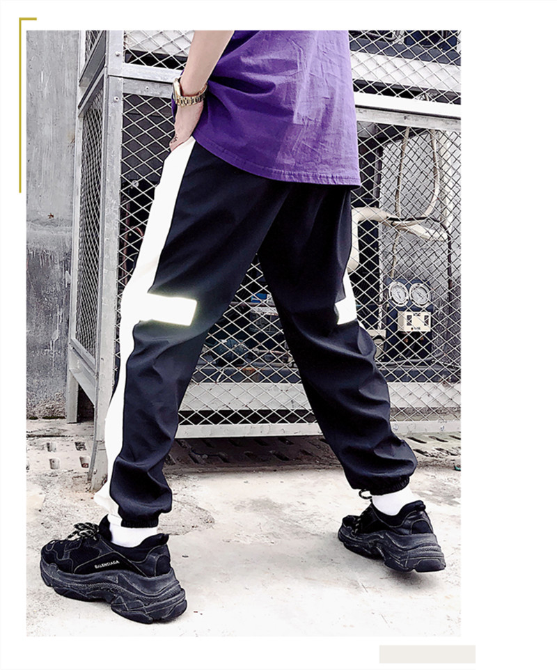 Hot Big Pockets Cargo pants women High Waist Loose Streetwear pants Baggy Tactical Trouser hip hop high quality joggers pants 15