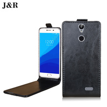 Case For Vernee Thor Flip Leather Cover Case For Vernee Thor 5.0 Inch Protective Mobile Phone Bags Cases Accessories