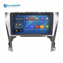 Pure Android 4.4.4 For Toyota Camry 2012 2013 2014 Auto Car Radio Stereo GPS Navigation Sat Navi Multimedia System
