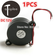 1PCS 12V DC Mini Piezo Buzzer For Alarming Sound of Variety of Electrical Products Air Conditioners/Telephones/Copiers/Meters(China)