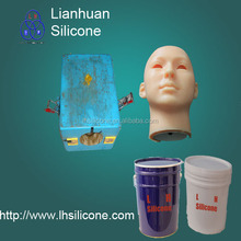 rtv silicon life casting liquid silicone rubber to make mold for artificial vagina raw 228820