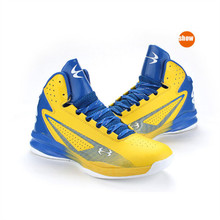 2016 Hot Sale New Kids' Sneakers Children's basketball shoes damping slip Breathable men and women  sneakers