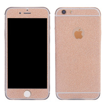 Phone Sticker Full Body Glitter Bling Phone Sticker Matte Luxury Skin Screen Protector For iPhone6 6s 6plus