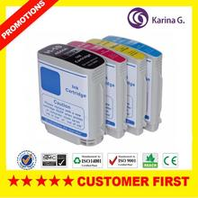 4X Ink Cartridges for hp 11 C4836A C4837A C4838A for Pro K850 K850dn officejet 9100 officejet 9110 officejet 9120 officejet 9130