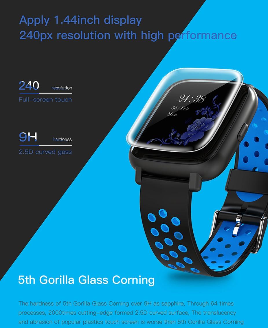 COLMI Smart Watch Heart Rate Monitor IP68 Waterproof Swimming Bracelet Bluetooth Sport Clock for Men Women Smartwatch 03