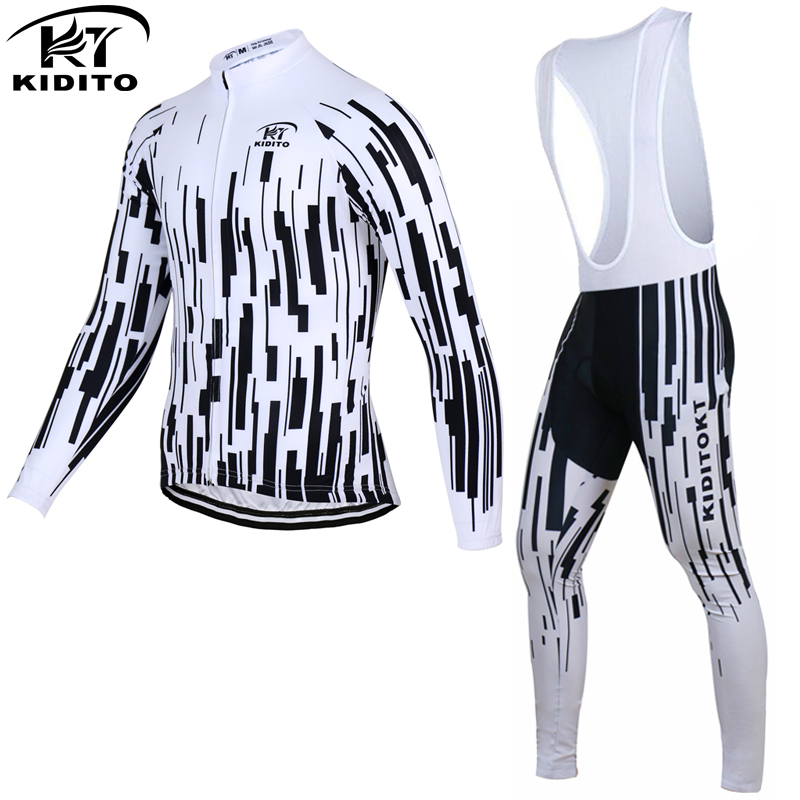 KIDITOKT 2017 Winter Fleeced Thermal Cycling Clothing Set Racing Bike Sportswear Maillot Ropa Ciclismo Invierno Bicycle Jersey<br><br>Aliexpress