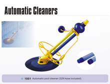 Inground Automatic Swimming Pool Cleaner Accessories VACUUM Cleaner Swimming Pool Cleaning Equipment