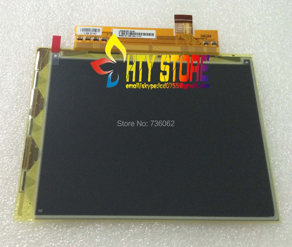 Original LB060X02-RD01 6841L-0233A E-ink Screen Panel for Ebook free shipping<br>
