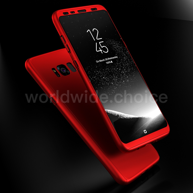 Samsung Galaxy S8 360 Degree Case (53)