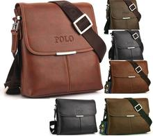 2015 Hot Men's Bags Briefcase casual men messenger bag genuine leather male shoulder bag 3color 3size MBG1