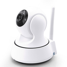 LEF 960P HD WiFi Home Security CCTV IP Camera with Night Vision Two Way Audio P2P Remote View