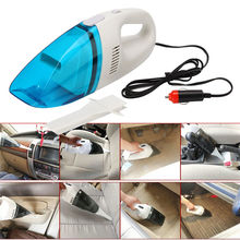 -90% OFF One Piece 12V Car Dust Dirt Garbage Wet Dry Handheld Portable Vacuum Cleaner Auto Accessories Car Interior Clean Tools
