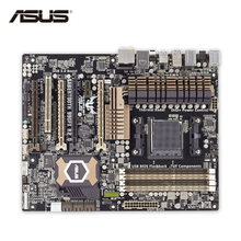 Original Used Asus SABERTOOTH 990FX R2.0 Desktop Motherboard 990FX Socket AM3+ DDR3 SATA3 USB2.0 ATX 100% Fully Test