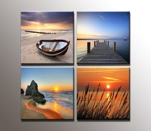 BANMU Giclee Canvas Prints Modern No Framed Artwork the Nature Pictures to Photo Paintings on Canvas Painting Wall Art