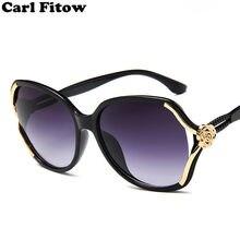 Óculos de sol Das Mulheres Retro Senhora Dirigindo Óculos de luxo Elegantes  Senhoras Da Moda UV 696a8a8455
