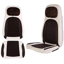 Auto Back Massage Chair Shiatsu Kneading Massager with Infrared Heat (Free shipping)