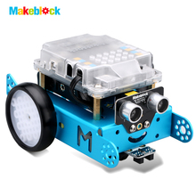 Makeblock MBot Upgrated Version V1.1 DIY Mbot Educational Robot Kit -Blue (Bluetooth Version)