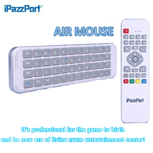 2017 Mini Keyboard and Air Mouse newest function professional 2.4G Wireless Keyboard For car PC, Android PC, for smart TV remote(China)