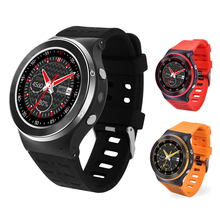 New Original MTK6580M S99 GSM 3G Quad Core Android 5.1 Smart Watch With 5.0 MP Camera 8G App GPS WiFi Bluetooth V4.0 Pedometer