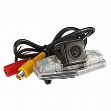 HD Car Rear View Parking Camera For Honda Accord 2009-2012 With Parking Line Waterproof night vision(China)