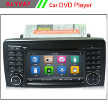 Free Shipping Car DVD Player GPS Navigator System For Mercedes Benz R CLASS W251 R280 R300 R320 R350 R500 2006 2007 2008 2009