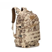 40L Molle Military Backpack Waterproof Military Assault Backpack 3P Attack Backpack Army Patrol Double Shoulder Rucksuck(China)