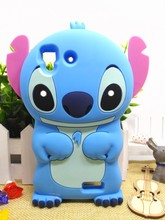 3D Cartoon Stitch Soft Silicon Cover Phone Case For OPPO Find 5 mini / R1L R1K  /  R1X / F1S / Neo 7 / Neo 5 5S / F1 Plus