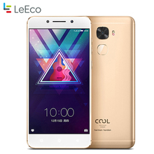 "Original LETV LeEco Cool Changer S1 Snapdragon 821 Mobile Phone 6GB RAM 64GB 5.5"" FHD Fingerprint ID 16.0mp Camera Smartphone(China)"