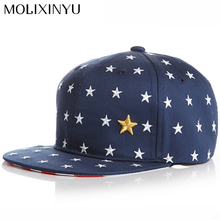 2017 Fashion Baby Hat Boy Baseball Caps For Girls Cap Hats Snapback Hip-hop Cap Kids Unisex Sun Hat Five Stars Drop Shipping