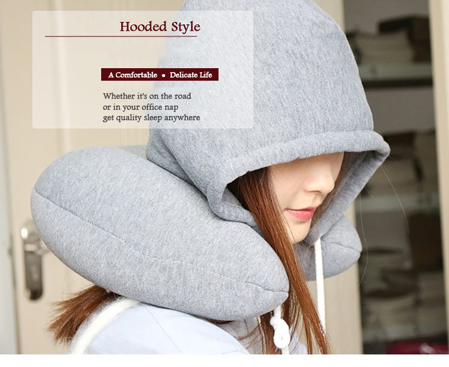 Textile Home Travel Pillow