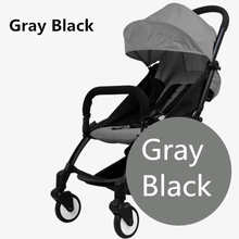 Original Travelbaby yoya Stroller Trolley wagon Poussette Pram car Bebek Arabas Pram Accessory Folding Babyyoya Stroller Buggy(China)