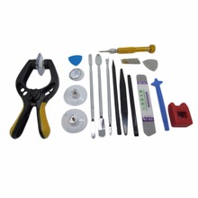 20 In 1 Repair Tool Disassemble Opening Tool Kit Pliers Screwdrivers Kit For IPhone 4s 5s 6 iPad iPod Mobile Phone Tablet PC