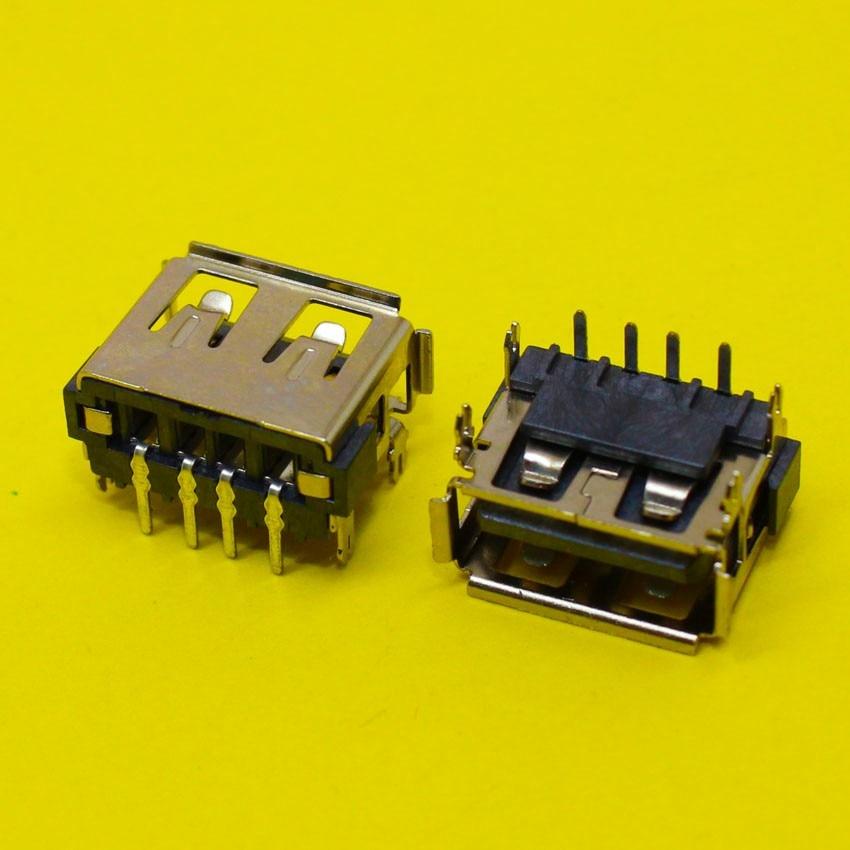 2X  Acer Aspire 5332 5334 5541 5541G 5734Z USB 2.0 Jack Socket Port Connector