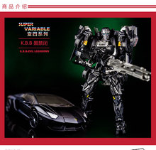 Top Sale 18cm New Arrival Classic Transformation Plastic Best Car Alloy Robot Car Action Toy Figures Kids Education Toy Gifts(China)